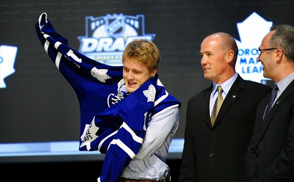 Morgan Rielly - Better than Yakupov and Galchenyuk and everyone else, too.