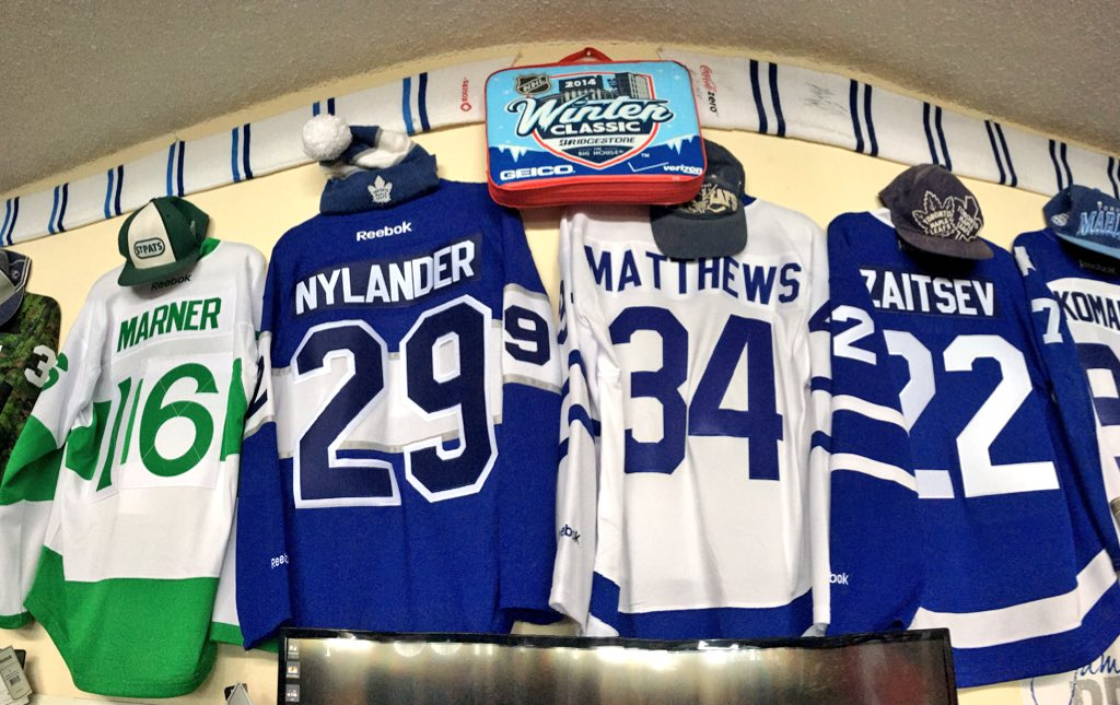 best service a27a0 7df66 The Top 5 Jerseys in Toronto Maple Leafs History ...