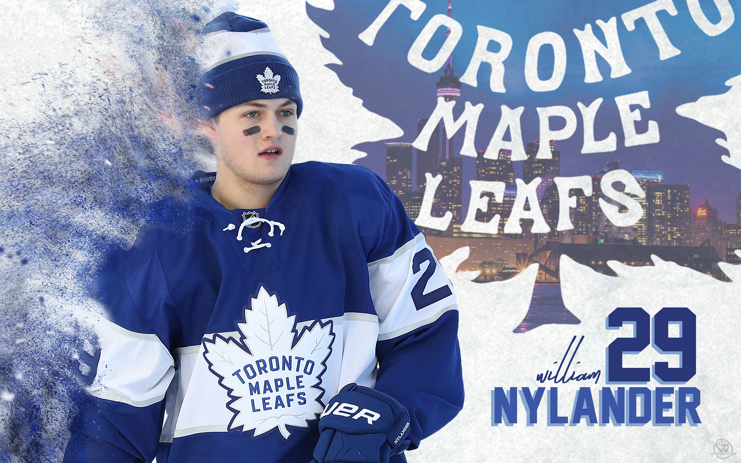 Wallpaper Wednesday William Nylander Edition Theleafsnation