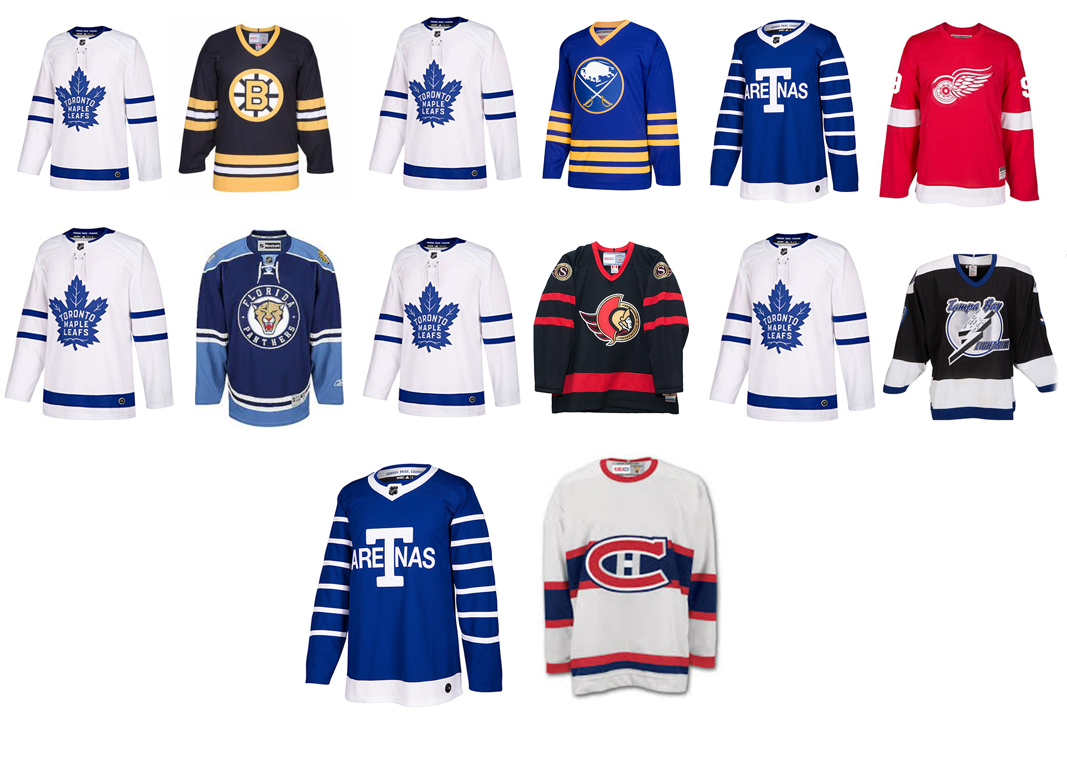 Beyond Home and Away  Fixing The NHL s Jerseys cf654fa2e