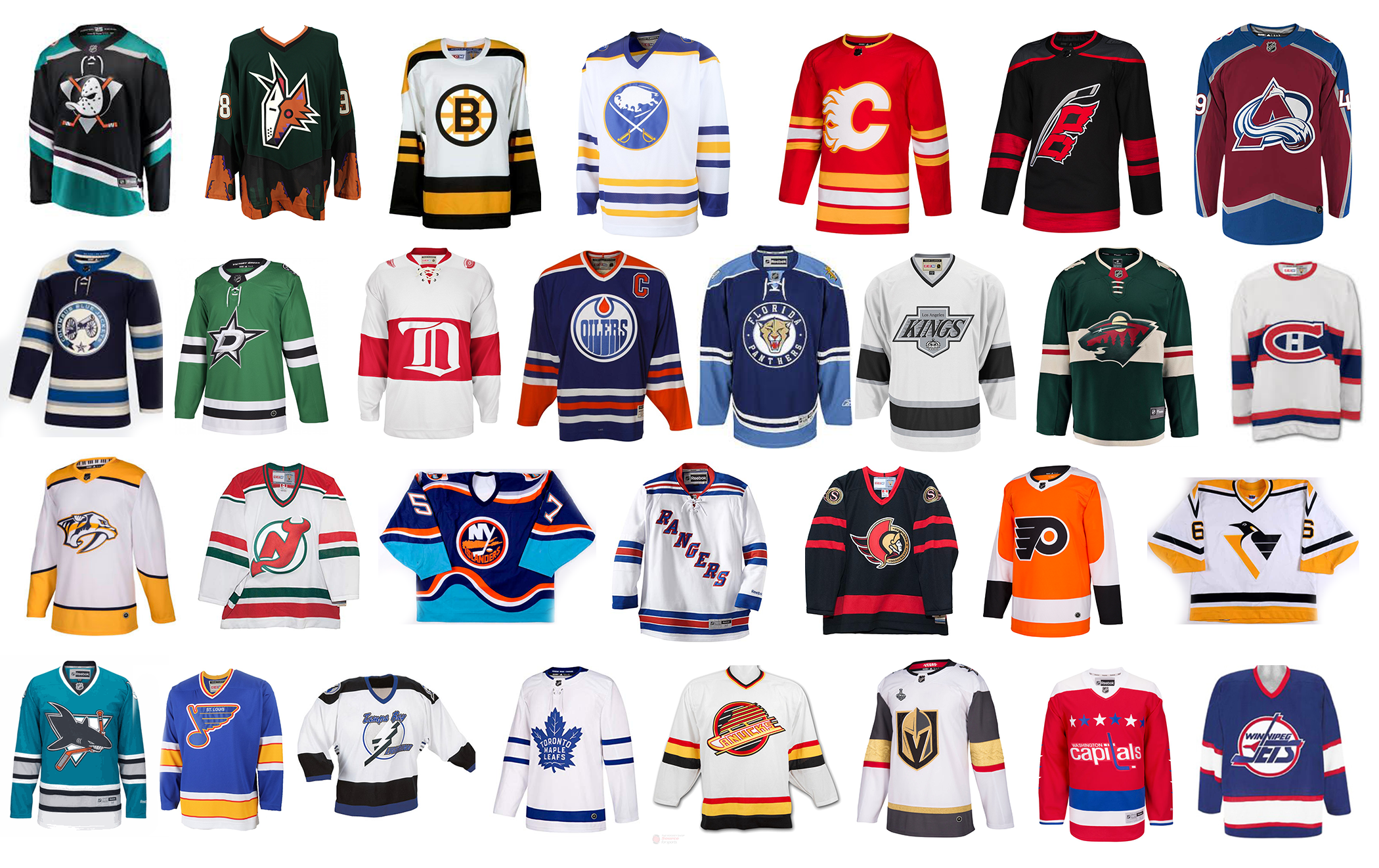 354b6fe60f5 Beyond Home and Away  Fixing The NHL's Jerseys