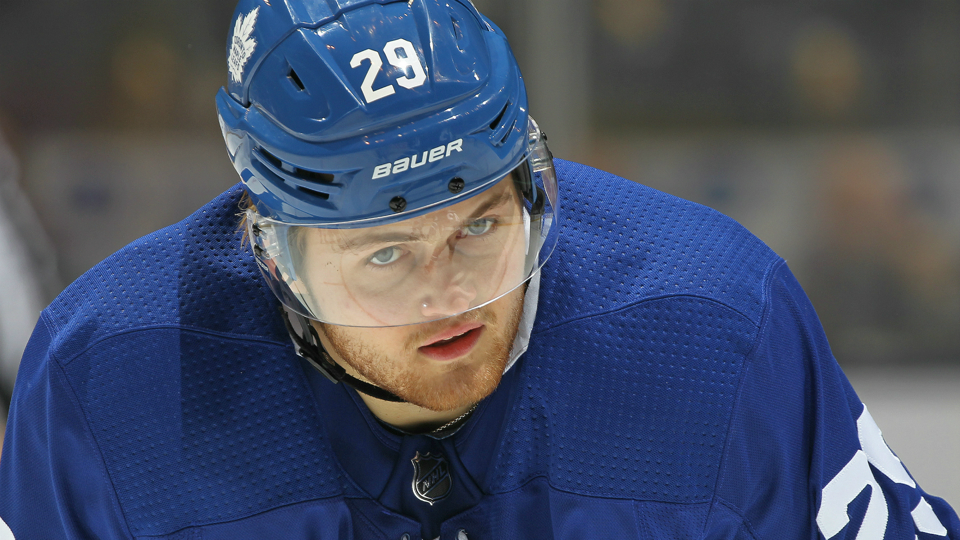 Leafs' Nylander changing number to 88
