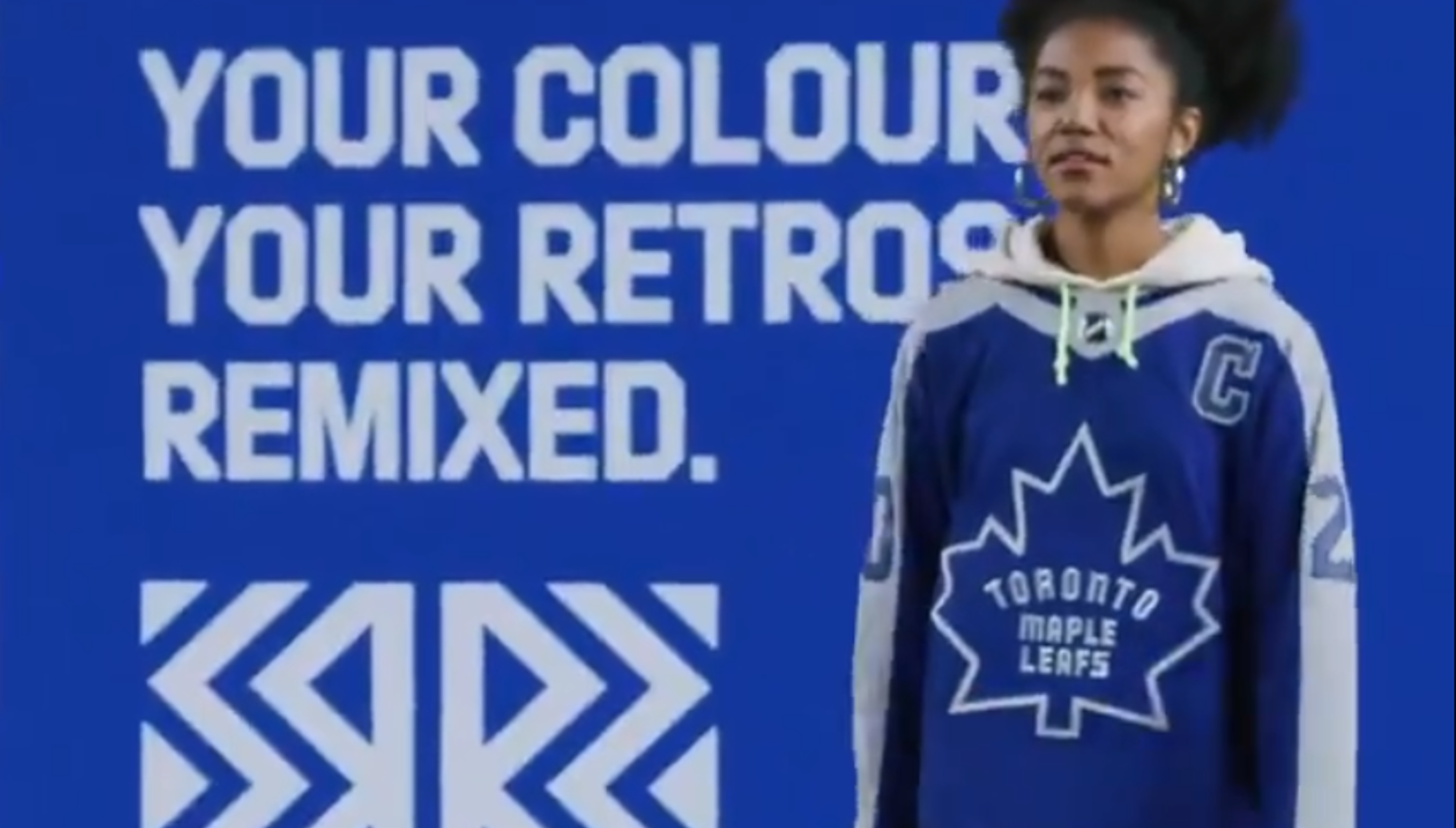 Leafs have a new jersey and we hope they never wear it ...